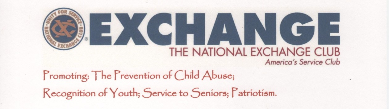 Goals: Child Abuse Prevention; Community Service; Youth Recognition; Service to Seniors; Patriotism